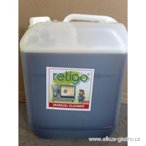 Čistící prostř. Retigo manual cleaner 12kg